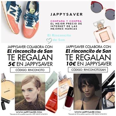 Jappysaver oferta