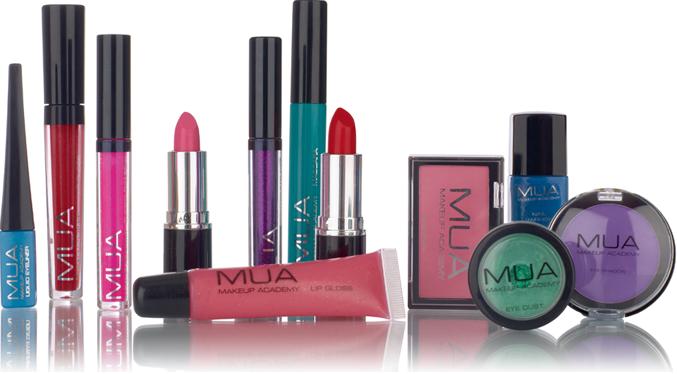 MUA Products