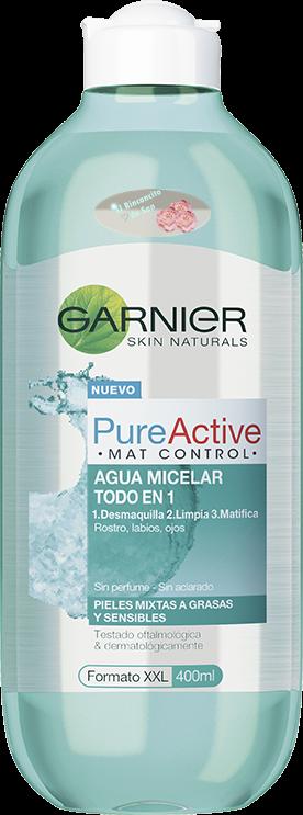Agua Micelar Mat Control