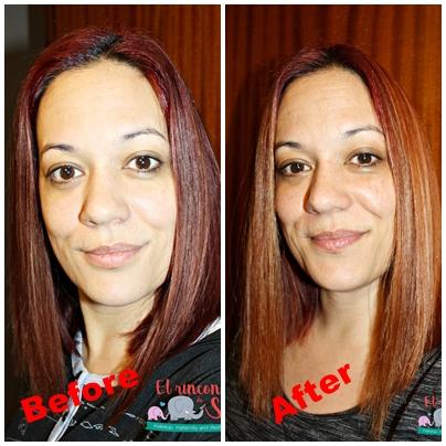 Antes y Después Kativa